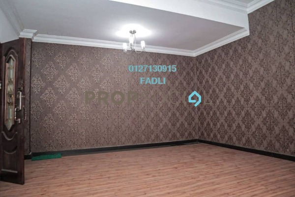 Terrace For Sale in Taman Damai Impian 1, Bandar Damai Perdana Freehold Semi Furnished 4R/3B 710k