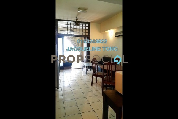Serviced Residence For Sale in Amcorp Serviced Suites, Petaling Jaya Freehold Fully Furnished 1R/1B 680k