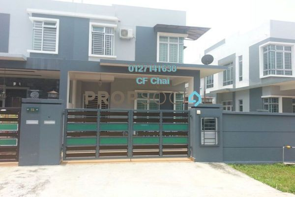 Semi-Detached For Rent in Bestari Heights, Johor Bahru Freehold Fully Furnished 5R/4B 550translationmissing:en.pricing.unit