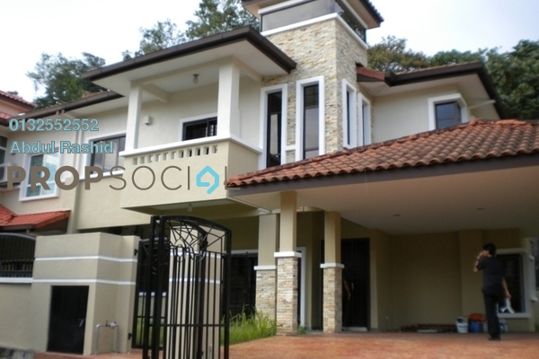 For Sale Semi-Detached at Tropika Kemensah, Kemensah Freehold Semi Furnished 5R/4B 2.3m