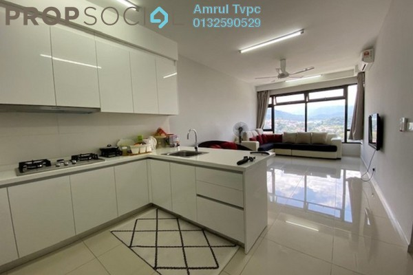 For Sale Apartment at Serini, Melawati Freehold Unfurnished 2R/2B 609k