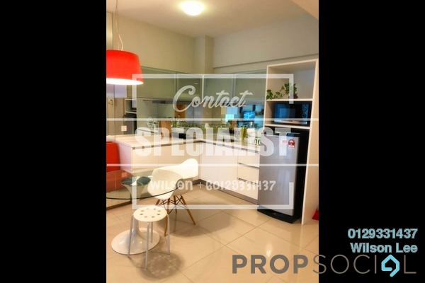Condominium For Sale in Dex @ Kiara East, Jalan Ipoh Freehold Fully Furnished 2R/1B 598k