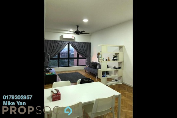 Condominium For Rent in Emira, Shah Alam Freehold Fully Furnished 1R/1B 1.6k