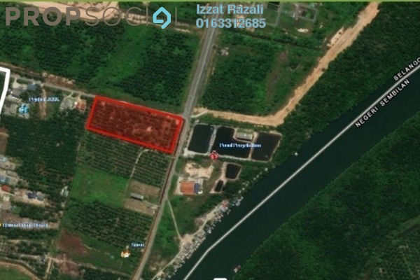 Land For Sale in Sepang Gold Coast, Sepang Freehold Unfurnished 0R/0B 2.5m