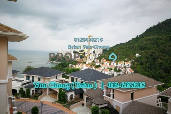 Bungalow For Sale in Moonlight Bay, Batu Ferringhi Freehold Fully Furnished 5R/5B 2.6m