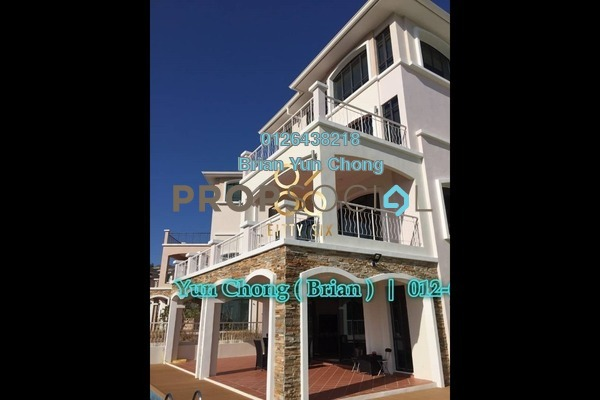 Bungalow For Sale in Moonlight Bay, Batu Ferringhi Freehold Fully Furnished 5R/5B 5m