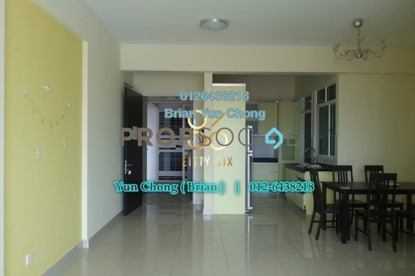 Condominium For Sale in Reflections, Sungai Ara Freehold Fully Furnished 3R/2B 600k