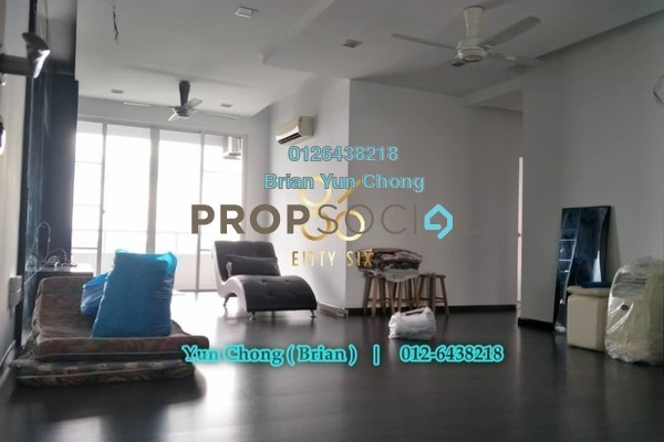 Condominium For Sale in BaysWater, Gelugor Freehold Semi Furnished 3R/2B 795k
