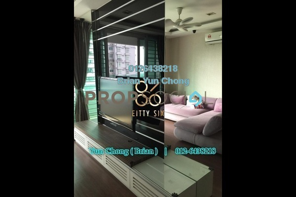 Condominium For Sale in BaysWater, Gelugor Freehold Fully Furnished 4R/3B 950k