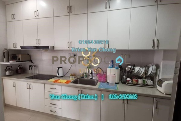 Condominium For Sale in Ideal Regency, Bukit Gambier Freehold Fully Furnished 3R/2B 630k