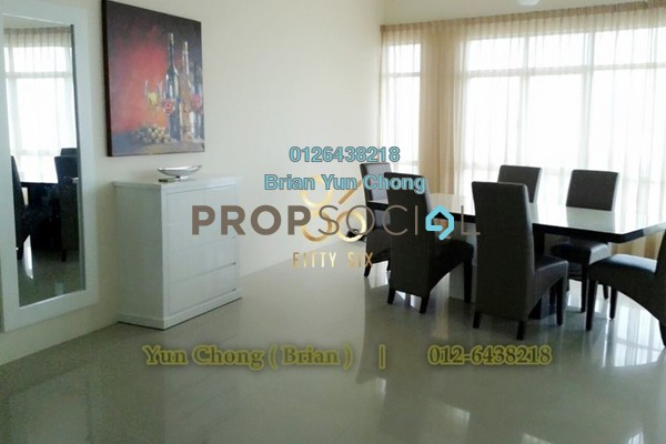 Condominium For Sale in The View, Batu Uban Freehold Fully Furnished 4R/5B 1.8m