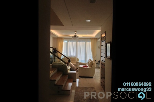 For Sale Condominium at Kiara 9, Mont Kiara Freehold Fully Furnished 4R/5B 2.75m