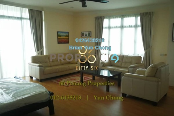 Condominium For Sale in Gurney Palace, Gurney Drive Freehold Fully Furnished 6R/6B 2.7m