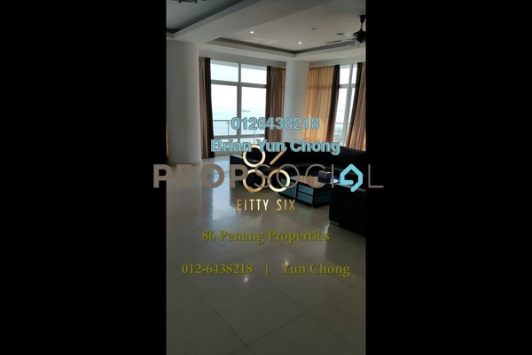 Condominium For Sale in H Residence, Gurney Drive Freehold Fully Furnished 5R/4B 2.48m