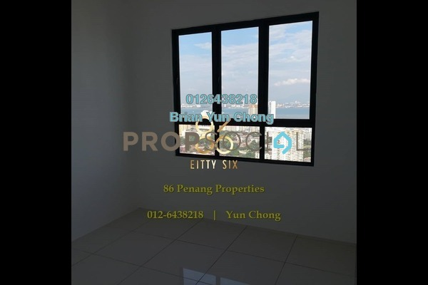 Condominium For Sale in Skyview Residence, Jelutong Freehold Unfurnished 4R/3B 780k