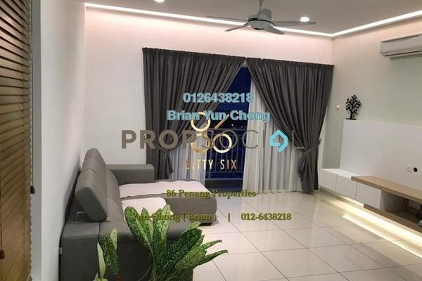 Condominium For Sale in Fiera Vista, Sungai Ara Freehold Semi Furnished 3R/3B 770k