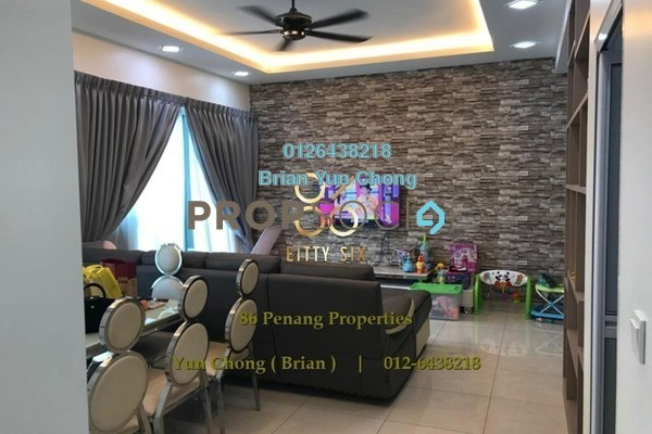 Condominium For Sale in One Imperial, Sungai Ara Freehold Unfurnished 3R/2B 498k