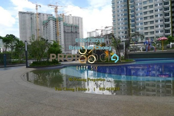 Condominium For Sale in One Imperial, Sungai Ara Freehold Fully Furnished 3R/2B 570k