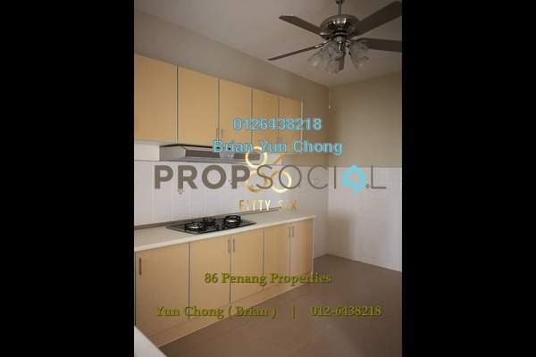 Condominium For Sale in Putra Marine, Bayan Indah Freehold Unfurnished 4R/5B 1.5m