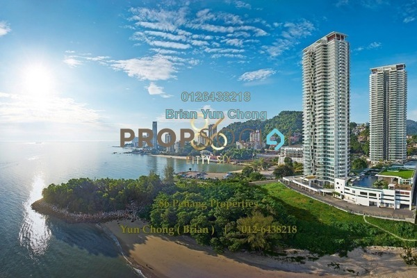 Condominium For Sale in One Tanjong, Tanjung Bungah Freehold Unfurnished 5R/5B 2.7m