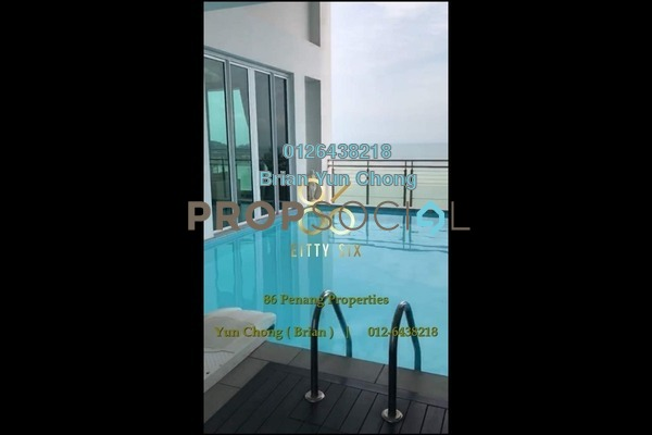 Condominium For Sale in Harmony Residence, Tanjung Bungah Freehold Fully Furnished 4R/4B 3.6m