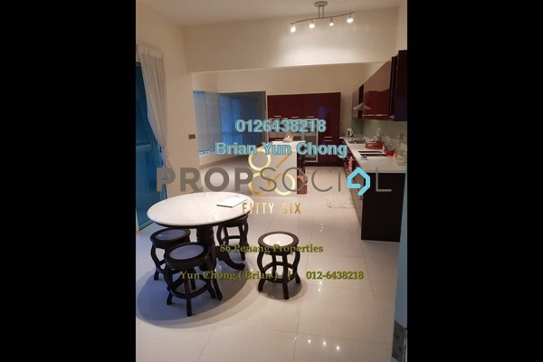 Condominium For Sale in The Cove, Tanjung Bungah Freehold Fully Furnished 6R/6B 2.7m