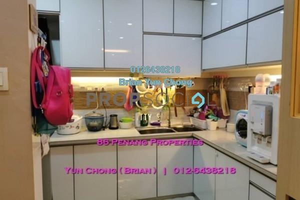 For Sale Condominium at Boulevard Condominium, Air Itam Freehold Fully Furnished 3R/2B 550k