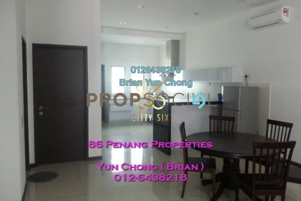 Terrace For Rent in Residence @ Southbay, Batu Maung Freehold Fully Furnished 6R/5B 2.6k