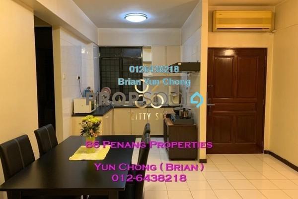 Condominium For Sale in Sunny Ville, Batu Uban Freehold Fully Furnished 3R/2B 430k