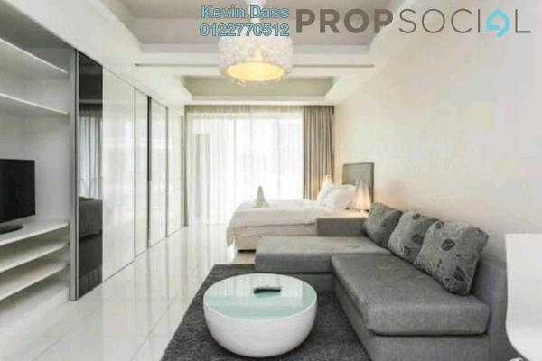 Serviced Residence For Rent in Chelsea, Sri Hartamas Freehold Fully Furnished 1R/1B 1.8k