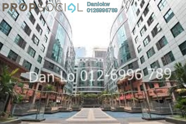 Office For Sale in Megan Avenue 1, KLCC Freehold Semi Furnished 2R/1B 1.08m