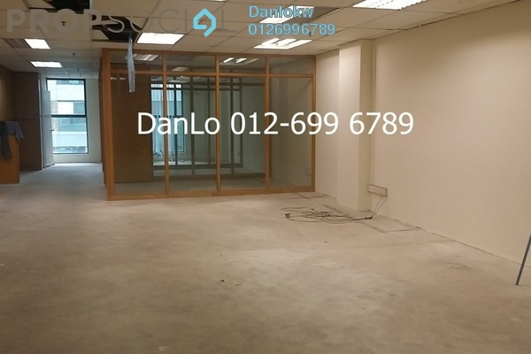 Office For Sale in Megan Avenue 1, KLCC Freehold Semi Furnished 2R/1B 1.19m