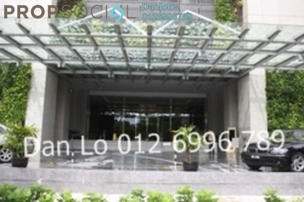 For Rent Office at GTower, KLCC Freehold Semi Furnished 1R/1B 21.3k