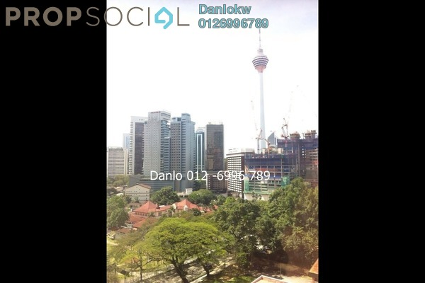 Office For Sale in Plaza 138, KLCC Freehold Unfurnished 1R/1B 700k