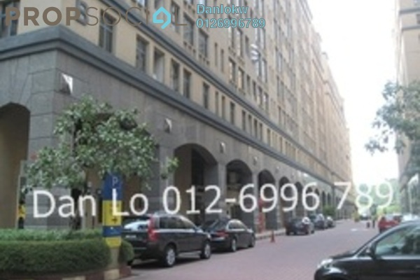For Rent Office at Phileo Damansara 1, Petaling Jaya Freehold Semi Furnished 1R/1B 5.2k