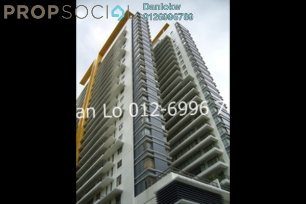 Condominium For Rent in 2 Hampshire, KLCC Freehold Fully Furnished 3R/4B 10k