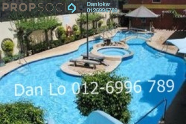 Condominium For Rent in Crown Regency, KLCC Freehold Fully Furnished 3R/3B 5.5k
