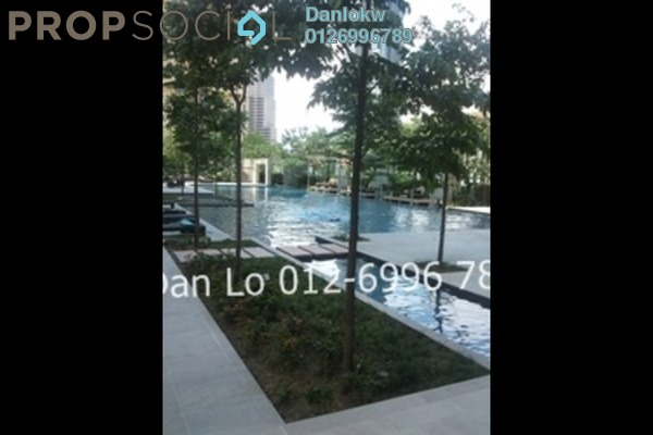 For Rent Condominium at Hampshire Park, KLCC Freehold Fully Furnished 2R/2B 6.5k