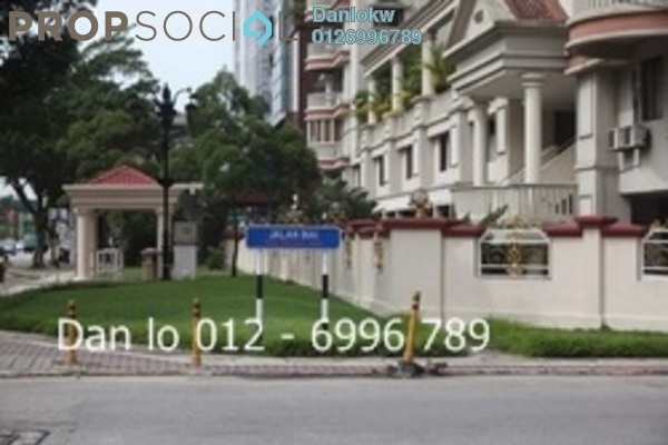 Condominium For Rent in The Forum, KLCC Freehold Fully Furnished 2R/2B 3.5k