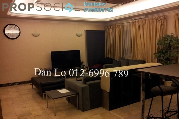 Condominium For Sale in Crown Regency, KLCC Freehold Fully Furnished 3R/3B 1.28m