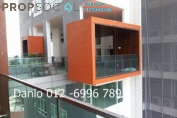 Condominium For Sale in Verticas Residensi, Bukit Ceylon Freehold Fully Furnished 4R/4B 2.22m