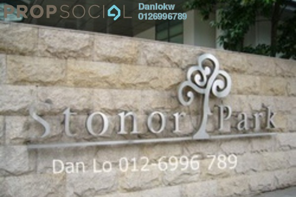 Condominium For Rent in Stonor Park, KLCC Freehold Fully Furnished 4R/4B 12.5k