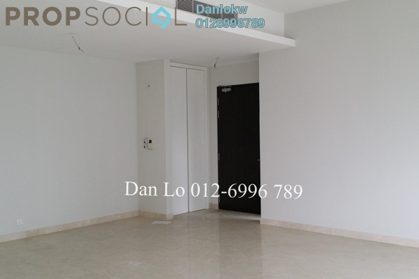 Condominium For Rent in Panorama, KLCC Freehold Semi Furnished 2R/2B 6k