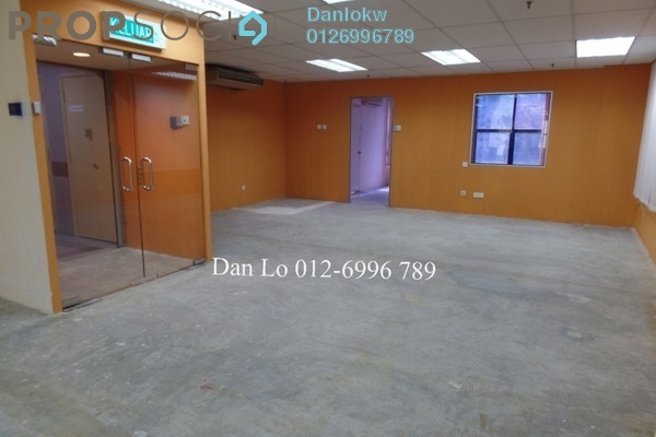 Office For Sale in Megan Avenue 1, KLCC Freehold Unfurnished 3R/1B 2.58m