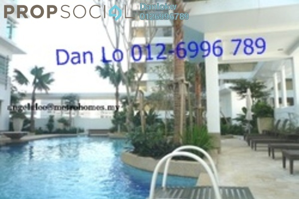 For Sale Condominium at Binjai Residency, KLCC Freehold Fully Furnished 4R/5B 2.23m