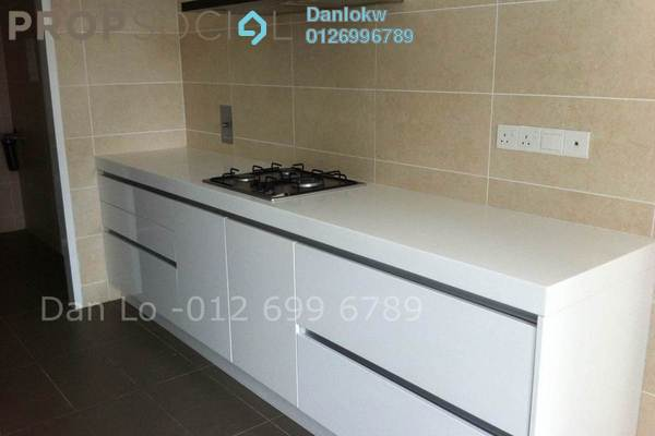 For Rent Condominium at K Residence, KLCC Freehold Fully Furnished 3R/2B 9k