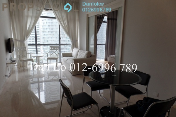 Condominium For Rent in Panorama, KLCC Freehold Fully Furnished 1R/0B 3.5k