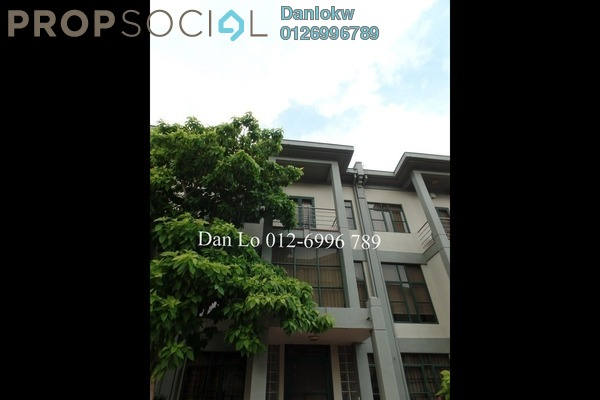 Villa For Rent in Anjung Damai, KLCC Freehold Semi Furnished 3R/4B 5k