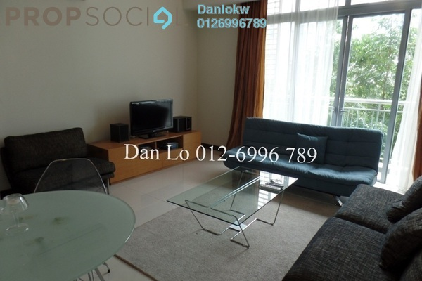 Condominium For Rent in Hampshire Residences, KLCC Freehold Fully Furnished 1R/1B 6k