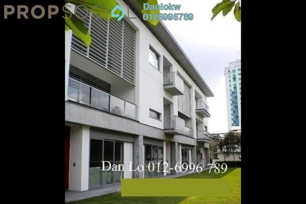 Semi-Detached For Rent in Iringan Hijau, Ampang Hilir Freehold Fully Furnished 5R/4B 8.5k